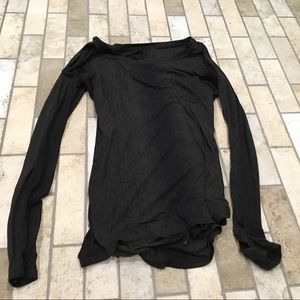 Lululemon long sleeve tee
